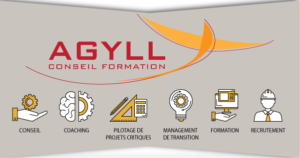 logo agyll reseaux sociaux formation coaching conseil consulting